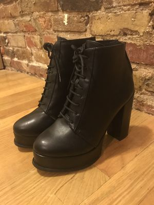 Platform ankle boots for Sale in Boston, MA