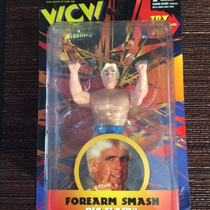 1998 Ric Flair WCW action figure NIB***see info** for Sale in Fort Lauderdale, FL