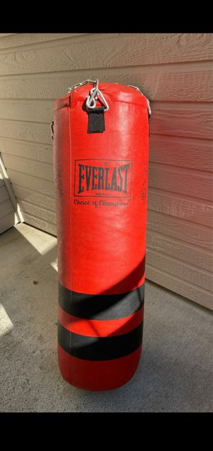 Punching Bag - Great Condition for Sale in Daly City, CA