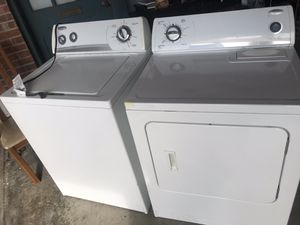 Washer dryer set $300 for Sale in Colonial Heights, VA