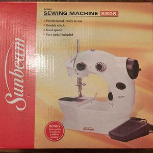 Mini Sunbeam Sewing Machine for Sale in Cleveland, OH