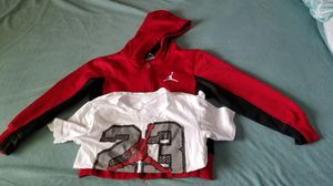 Jordan jacket and shirt for Sale in Wheaton, MD