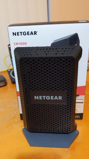 Netgear CM1000 ultra high speed cable modem for Sale in Miami, FL