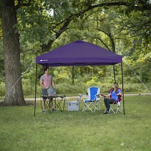 ozark trail 10 x 10 instant canopy - purple. for Sale in Westerville, OH