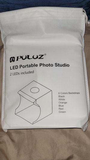 LED Portable Photo Studio for Sale in Pomona, CA