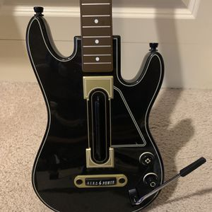ACTIVISION Guitar HERO POWER Wireless Controller Xbox 360 PS3 for Sale in Fort Lauderdale, FL