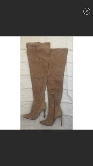 RAYE Thatcher Thigh High Boots - Pre Loved for Sale in Sacramento, CA