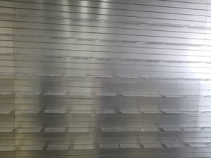 Aluminum slatwall for Sale in Hayward, CA