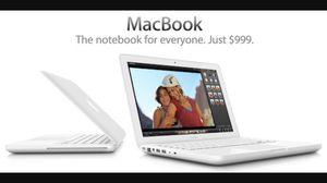 White Apple MacBook for Sale in Woodinville, WA
