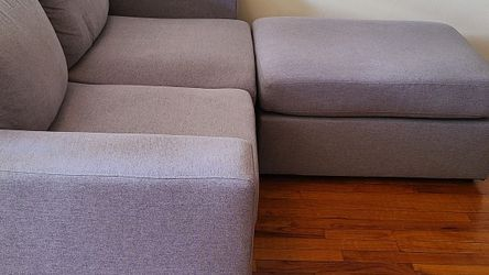 """WAYFAIR Gosnell 68"""" Reversible Modular Sectional with Ottoman for Sale in Queens,  NY"""