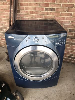Front Load Dryer $180 Comes with a 30 day warranty for Sale in Petersburg, VA