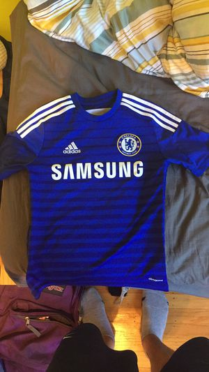 Authentic Adidas Chelsea FC Soccer Jersey for Sale in Sunnyvale, CA