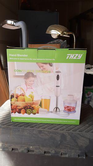 THZY Hand Blender for Sale in Las Vegas, NV