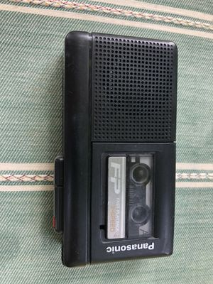 Microcassette recorder Panasonic Model RN-102 for Sale in Hagerstown, MD