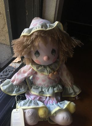 Precious moments doll by applause for Sale in Santa Ana, CA
