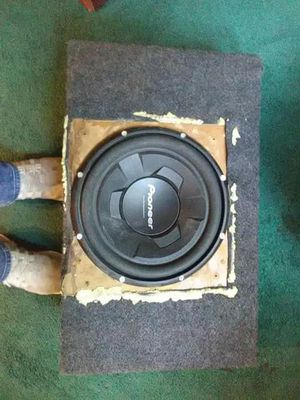 Pioneer 12 inch for Sale in Cuba, MO