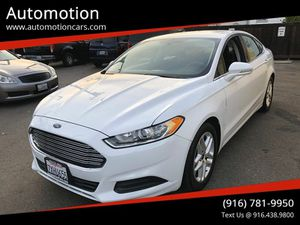 2015 Ford Fusion for Sale in Roseville, CA