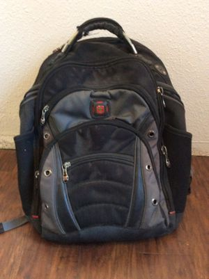 Swiss Gear laptop backpack, excellent condition for Sale in Sacramento, CA