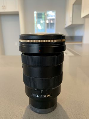 Sony 16-35 for Sale in Ontario, CA
