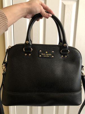 Kate Spade black bag for Sale in Fairfax, VA
