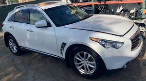 2009 2010 2011 2012 2013 2014 2015 2016 2017 INFINITI FX35 FX45 FX37 FX50 QX70 PART OUT for Sale in Fort Lauderdale, FL