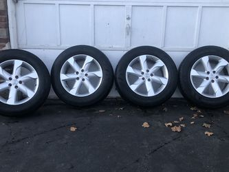 """18"""" (5/114) rims And Tires for Sale in West Orange,  NJ"""