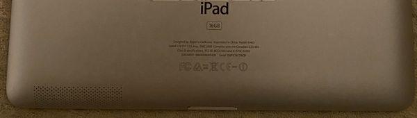 Apple iPad 3rd Gen - 16GB (Verizon)
