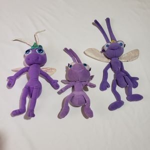 A Bug's Life Plush Toys for Sale in Laredo, TX