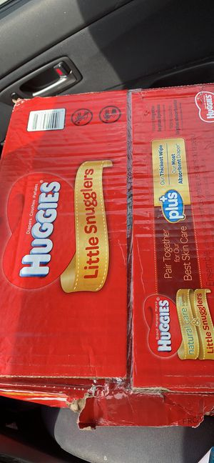Diapers size 2 for Sale in Kannapolis, NC