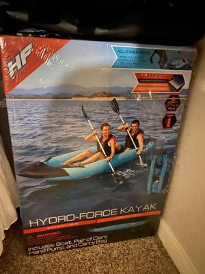 Hydro force kayak for Sale in Sacramento, CA