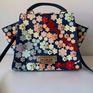 Zac Pozen Handbags Floral Eartha Soft Top Handle Bag for Sale in Schiller Park, IL