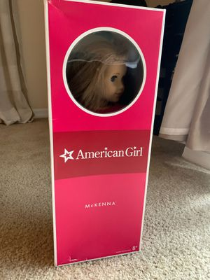 2012 Doll of the year. American Girl Doll McKenna for Sale in Kissimmee, FL