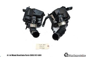 16-18 INFINITI Q50 3.0TT TURBO OEM VR30 RIGHT LEFT AIRBOX INTAKE AIR CLEANERS for Sale in Hialeah, FL