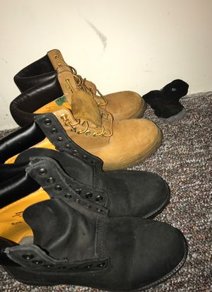 Timberland work boots for Sale in Dearborn Heights, MI