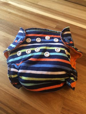 Cloth Diaper - Fitted Style - All In Two for Sale in Port St. Lucie, FL
