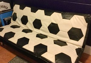 Soccer ball Themed Futon for Sale in Kissimmee, FL