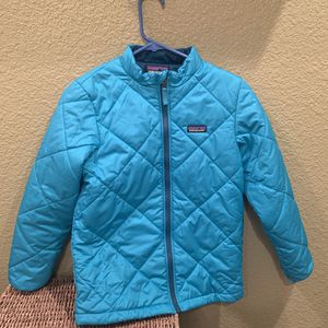 Patagonia Size Small Turquoise Nano Puff Jacket for Sale in Riverside, CA