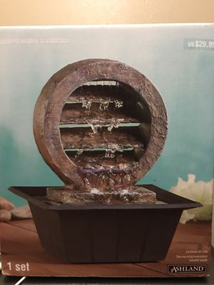 Home decor fountain for Sale in Sammamish, WA