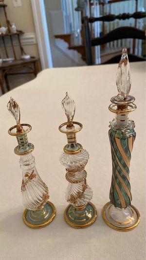 Egyptian Perfume Bottles for Sale in Fairfax, VA