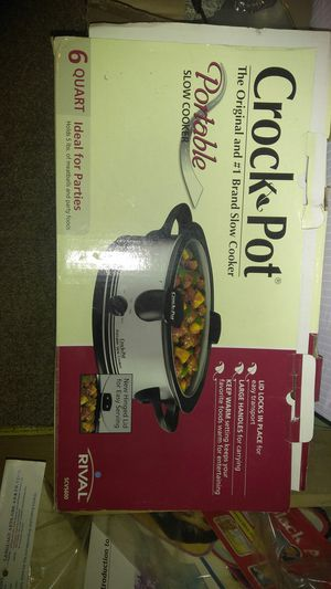New Crock pot for Sale in Cleveland, OH