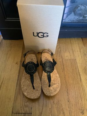 New ugg sandals size 8 Pick up in Bronx (Cash)Firm price. No trades. If you're not buying today, don't send msgs. Thanks for Sale in The Bronx, NY