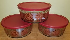Glass Storage Containers NEW for Sale in Boca Raton, FL