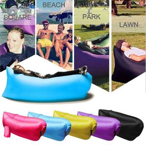 2 for $30 Light Weight Fast Inflatable Sleeping Bag Lazy Lounge Chair Bag Inflatable Comfortable Seat Sofa Air Sofa sleep Bag for Sale in Tampa, FL