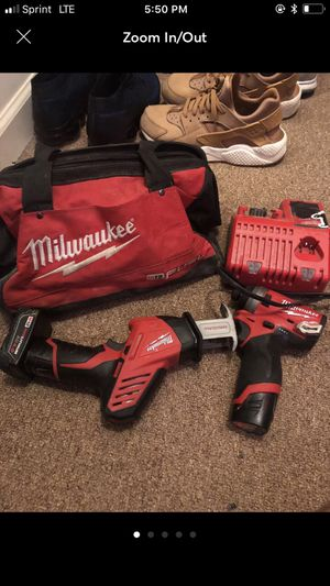 Milwaukee M12 for Sale in Harrisonburg, VA