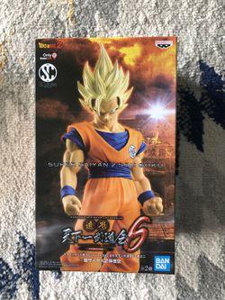 Dragonball Z Super Saiyan 2 Goku statue for Sale in Seattle,  WA