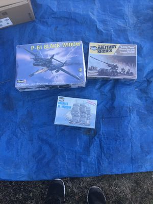 Set of unopened model kits for Sale for sale  Queens, NY