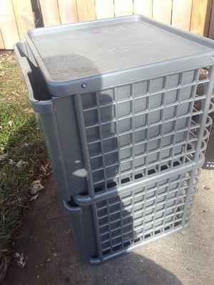 2 drawer organizer for Sale in Waukegan, IL
