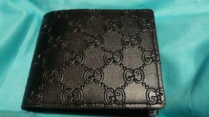 Gucci Mens Bi Fold Wallet for Sale in Riverside, CA