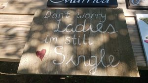 Rustic wedding sign for Sale in Austin, TX