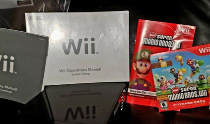 WII BLACK Will TRADE FOR POKEMON working With NO Controller LOTS OF GAMES Mario ZELDA LEGO for Sale in Dayton,  OR